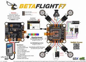 Betaflightf7 Rv1 Flight Controller