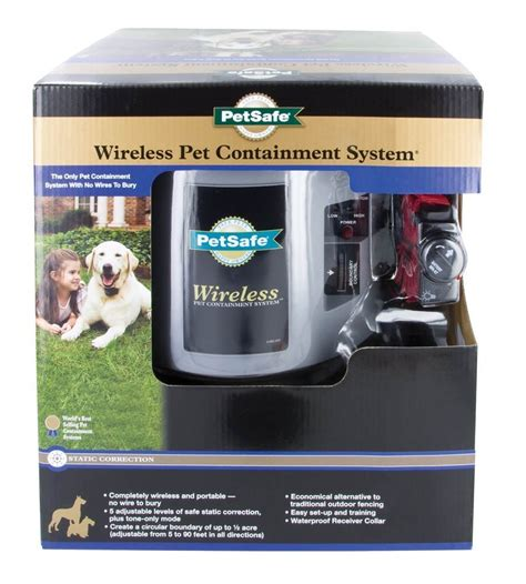 petsafe wireless collar petsafe pif 300 wireless 2 fence containment system review