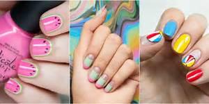 Summer nail designs for best polish art ideas