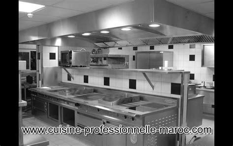 cuisine industrielle inox matériel pour cuisine professionnelle pro inox cuisine