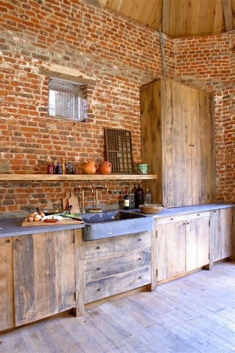 brick floor kitchen 25 best ideas about brick walls on interior 1784