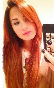 Demi Lovato's Stunning New Hair: Is She Better Off Red ...
