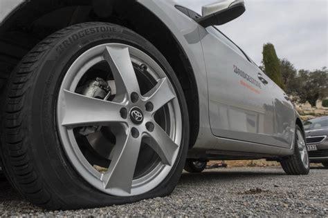 bridgestone driveguard le pneu run flat pour tous largus
