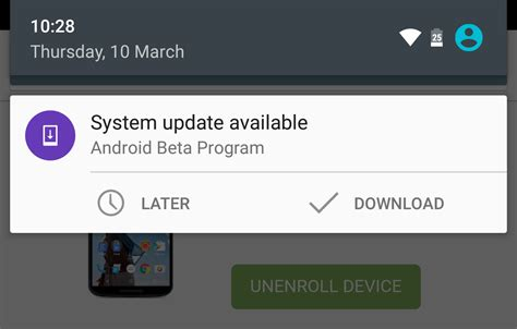 android beta program android nougat 7 1 2 released for pixel and nexus devices
