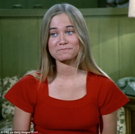Brady Bunch S Maureen Mccormick Opens Up On Relationship Michael Jackson Daily Mail Online