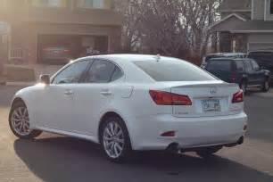 2007 Lexus Is250 IS 250 AWD