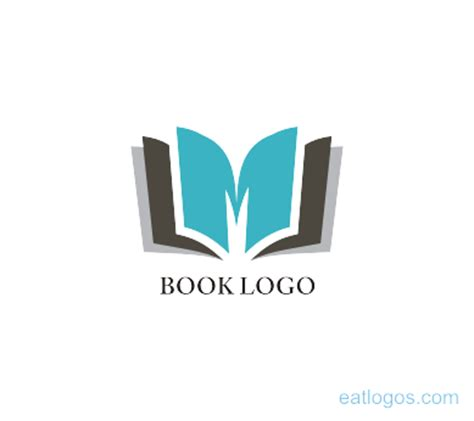 m letter with book logo design download vector logos free download list of premium logos