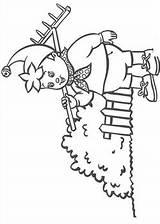 Noddy Oui Kleurplaten Colorir Kleurplaat Coloring Coloriage Desenhos Pintar Tuinieren Disegni Jardiner Rake Ausmalbilder Dibujos Kolorowanki Colorear Gaat Coloriages Desenho sketch template