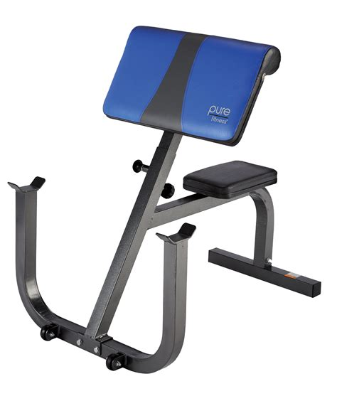 Body Solid Preacher Curl Bench  Fitness & Sports