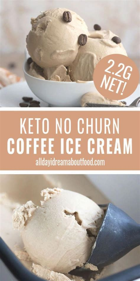 From french vanilla to almond joy inspired, and all things in between! No ice cream maker? No problem! This is the richest, creamiest keto coffee ice cream and it ...