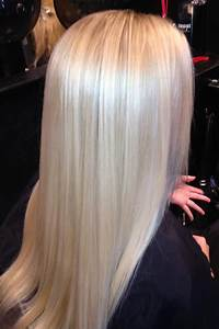 Buttery blonde I did for summer. Level 10 ash base with ...