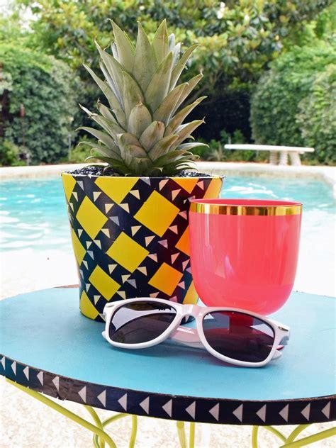 grow  pineapple    pineapple planter