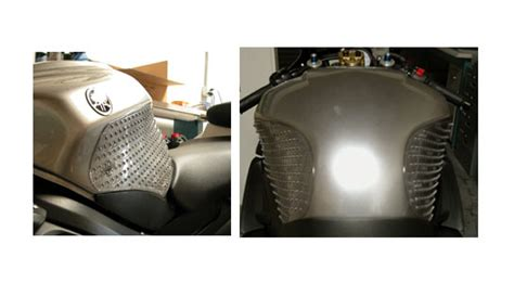 Stomp Grip Traction Pad Tank Kit For R6 03-05