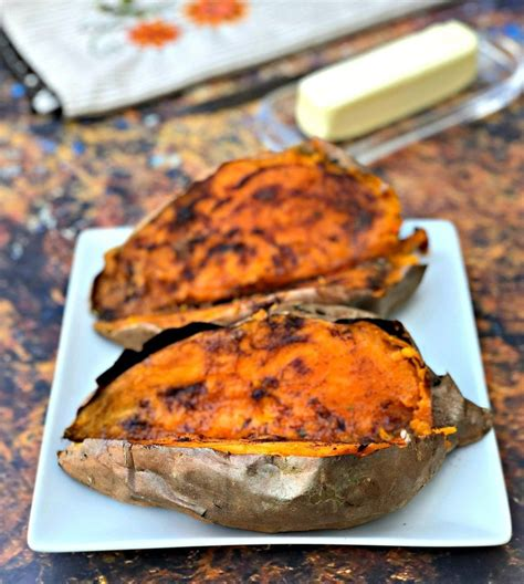 air fryer sweet potatoes baked loaded easy potato recipes cooking cook