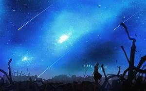 Dark Anime Scenery Wallpaper Background HD 2729 - HD ...