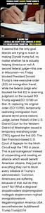 FEDERAL COURT BLOCKS TRUMP ADMIN'S IMMIGRATION EXECUTIVE ...