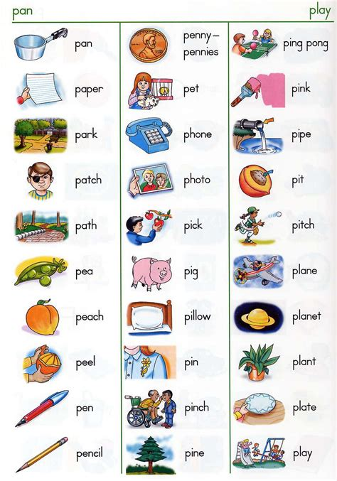 6 Best Images Of Esl Phonics Printables For Free  Phonics Worksheets For Esl Students, Phonics