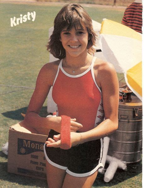Kristy Mcnichol Kristy Mcnichol Celebrities Female Celebs