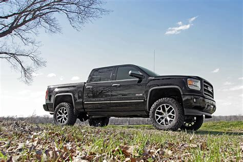 6in suspension lift kit for 14 16 4wd chevy silverado