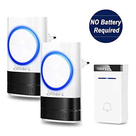 funkklingel ohne batterie funk tuerklingel ohne batterie test juni 2019 testsieger bestseller im vergleich