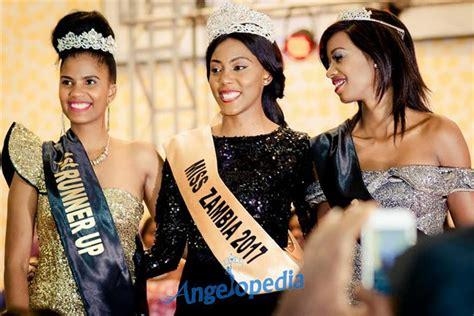 Musa Kalaluka Crowned Miss World Zambia 2018 For Miss