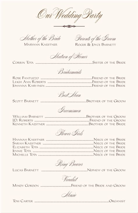 exles of wedding programs templates wedding programs wedding program wording program sles program exles wedding program templates