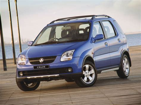 2002 Holden Cruze