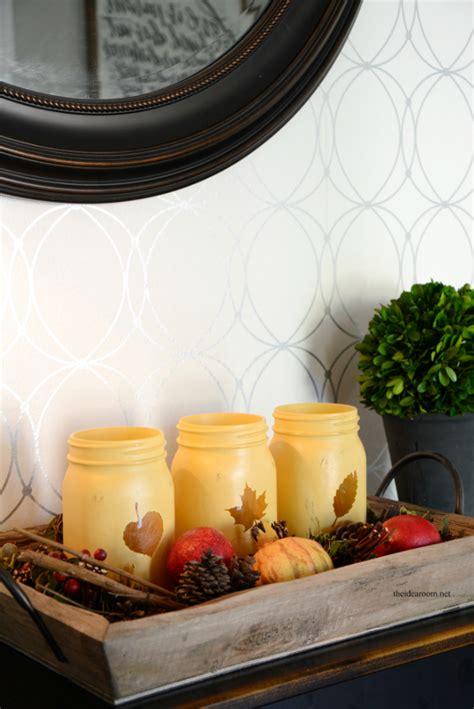 33 Mason Jar Crafts for Fall