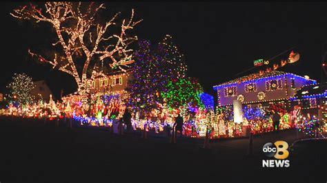 henrico neighborhood among 14 outrageous christmas light