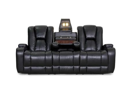 power reclining sofa with drop down table transformer power recliner sofa w drop down table refil sofa