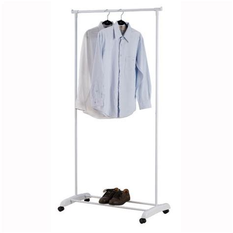 walmart clothing rack single rod garment rack walmart ca