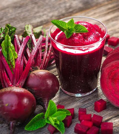 side effects  drinking beetroot juice  excess