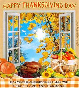 Happy Thanksgiving Day - Images & Animated Pics.