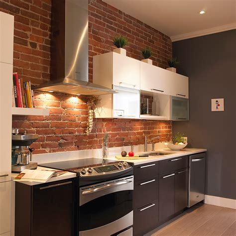 comptoir de cuisine en bois cuisines beauregard cuisine réalisation 198 cuisine