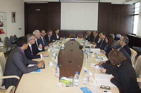 chambre de commerce allemande la présidente de l utica reçoit une délégation de la