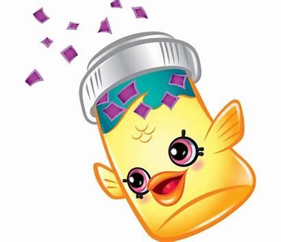 Shopkins Flake Clipart Fish Vector Jake Official