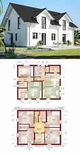 Bauen Zweifamilienhaus Grundriss : die besten 25 einfamilienhaus mit einliegerwohnung ideen ~ Lizthompson.info Haus und Dekorationen