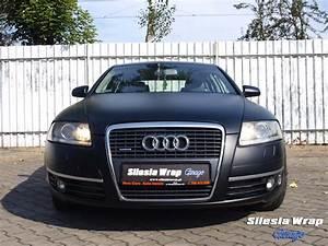 Garage Audi Nancy : audi a6 c6 mactac black matt oklejanie samochod w katowice silesia wrap garage ~ Medecine-chirurgie-esthetiques.com Avis de Voitures