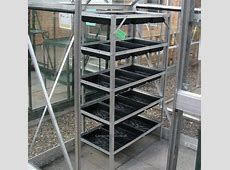 GardenActioncouk Select Greenhouse Staging
