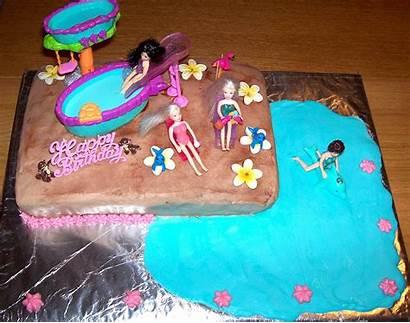 Pool Party Birthday Cakes Cake Decoration Designs