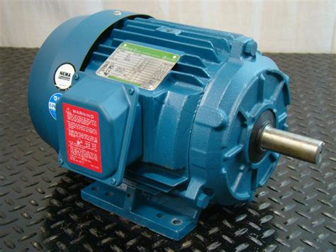 Century Electric Motor by Ao Smith Century Ii 3hp Electric Motor 230 460v 3 216 3505rpm