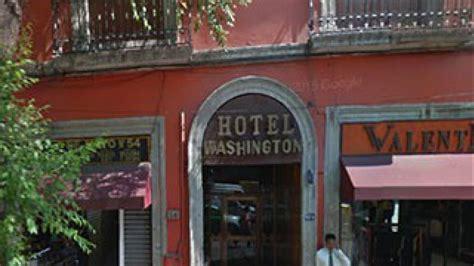 hotel washington dormir cdmx