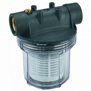 Pompe Filtre A Sable : filtre anti sable 12 cm pour pompe einhell bricozor ~ Dailycaller-alerts.com Idées de Décoration