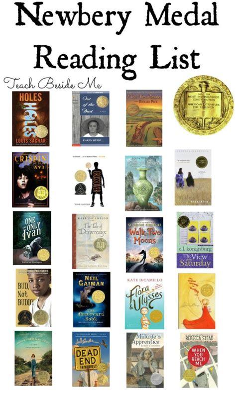 newbery medal books reading list teach beside me 379 | Newbery Medal Reading List 614x1024