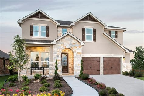 New Homes For Sale In Kyle, Tx  Brooks Crossing Community By Kb Home