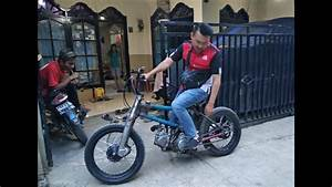 Build Bmx Cub 110cc  Part 4  Merakit Kelistrikan No Accu