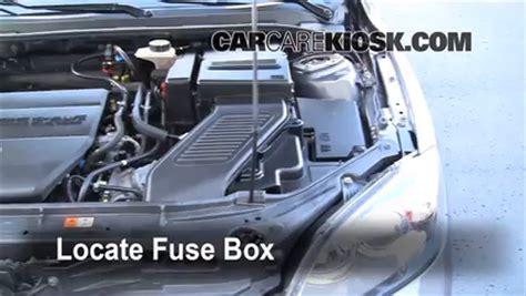 2008 Mazda 3 Fuse Box Location by Interior Fuse Box Location 2004 2009 Mazda 3 2008 Mazda