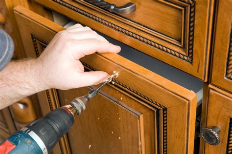 installing kitchen cabinet handles how to install cabinet hardware with simple tools 4737