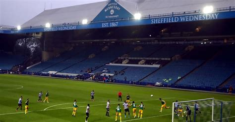 Sheffield Wednesday vs Preston North End LIVE: Owls in ...