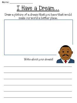 Martin Luther King Jr Day Fun Freebie By Firstgradefriendz Tpt
